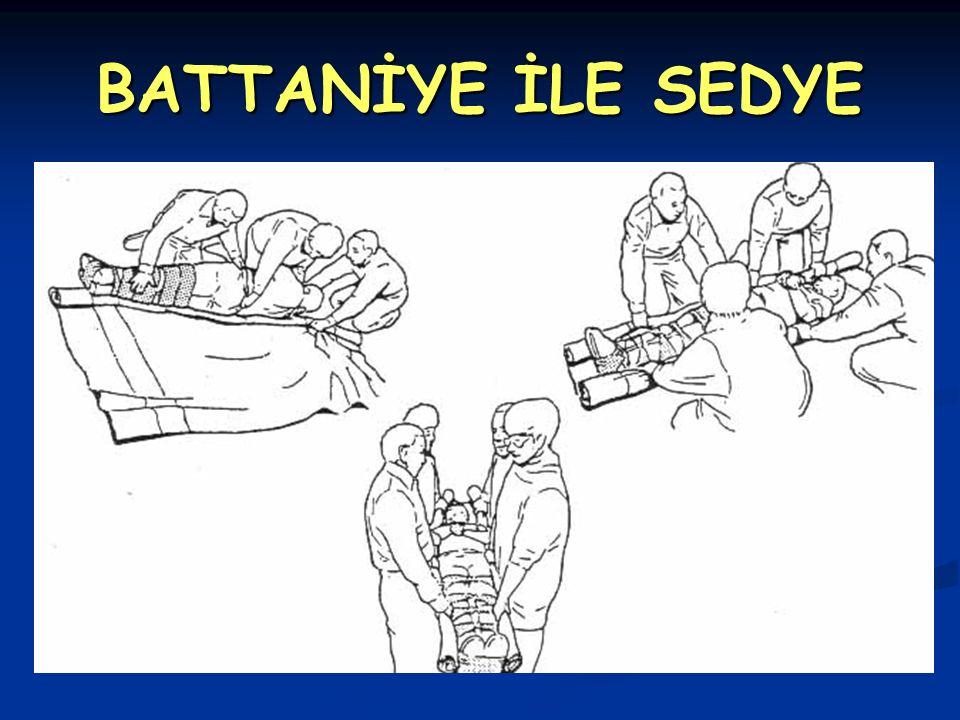 BATTANİYE İLE SEDYE