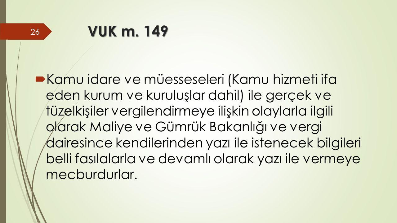 VUK m. 149
