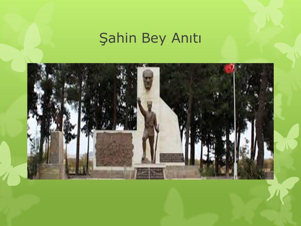 Şahin Bey Anıtı