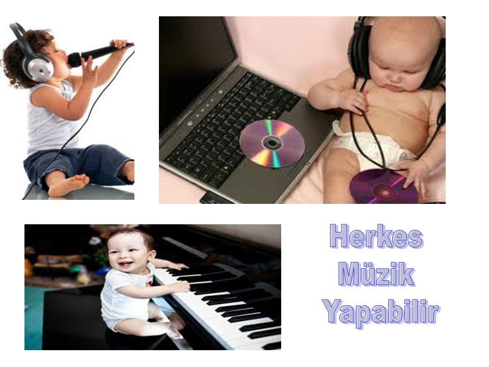 Herkes Müzik Yapabilir