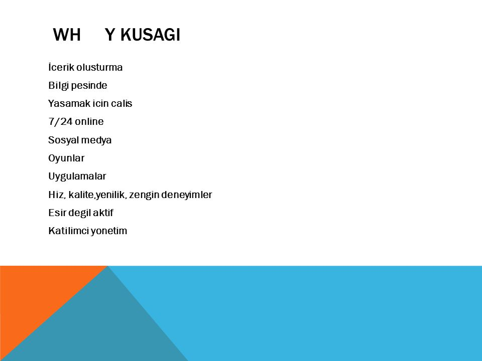 WH Y KUSAGI
