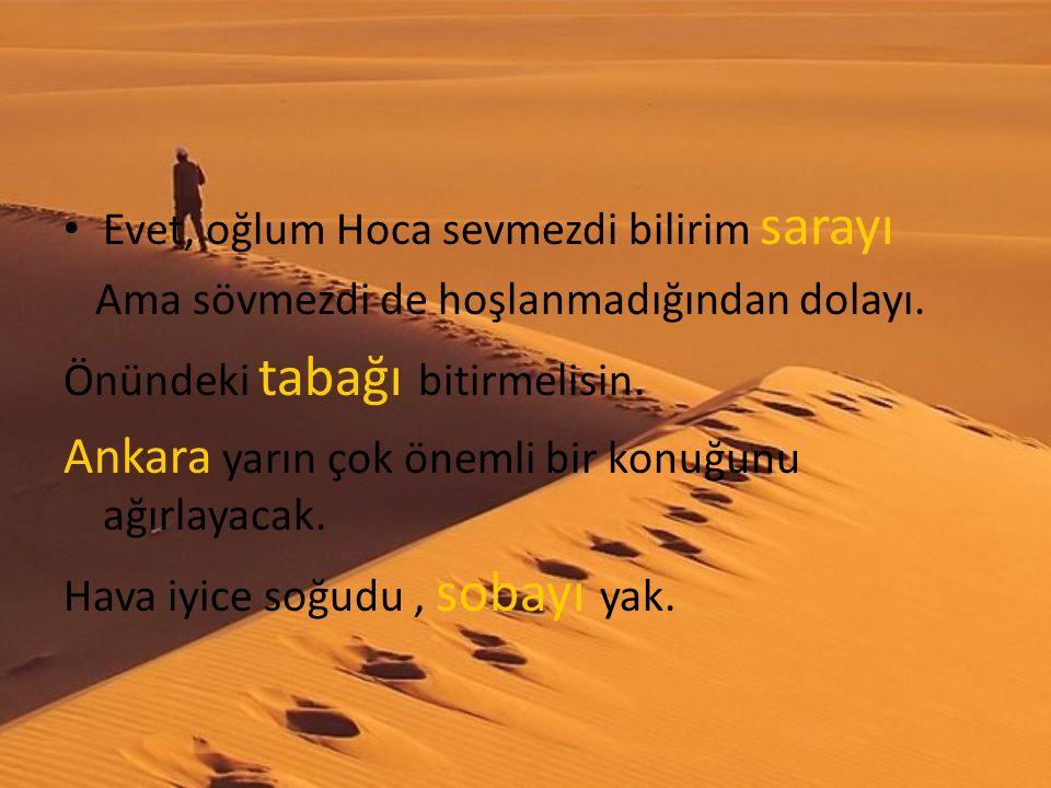 Ankara yarın çok önemli bir konuğunu ağırlayacak.