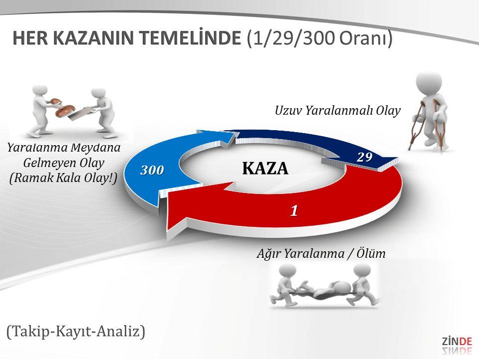 HER KAZANIN TEMELİNDE (1/29/300 Oranı)