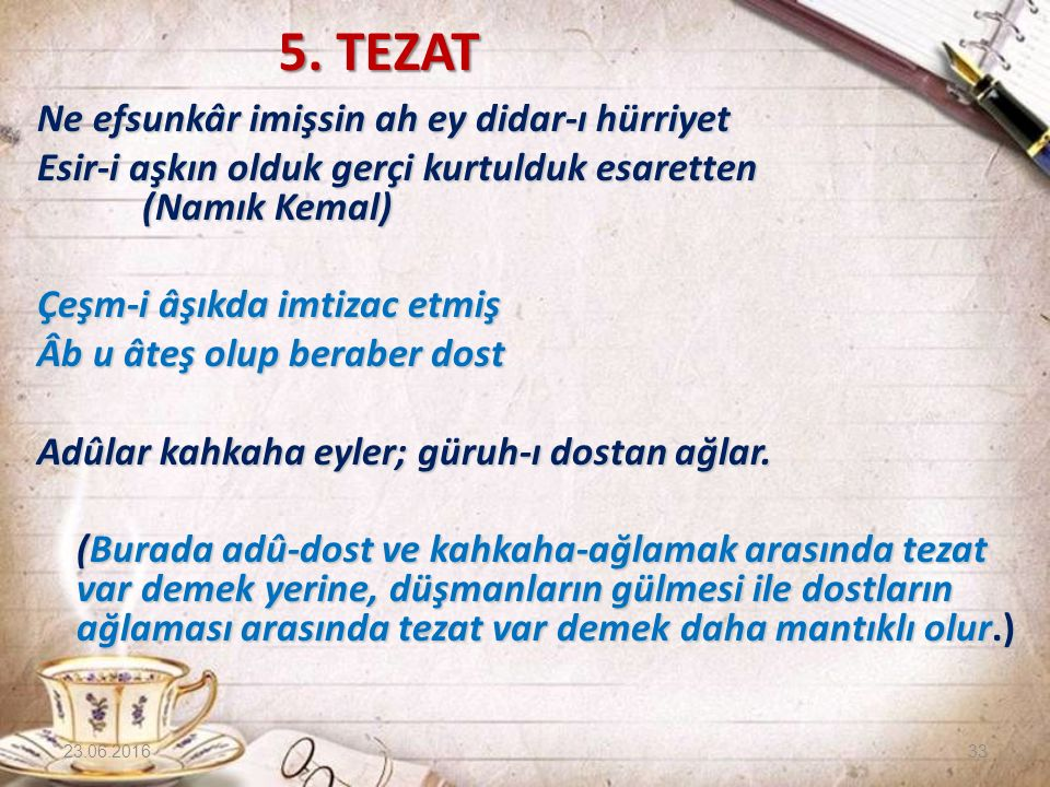 5. TEZAT