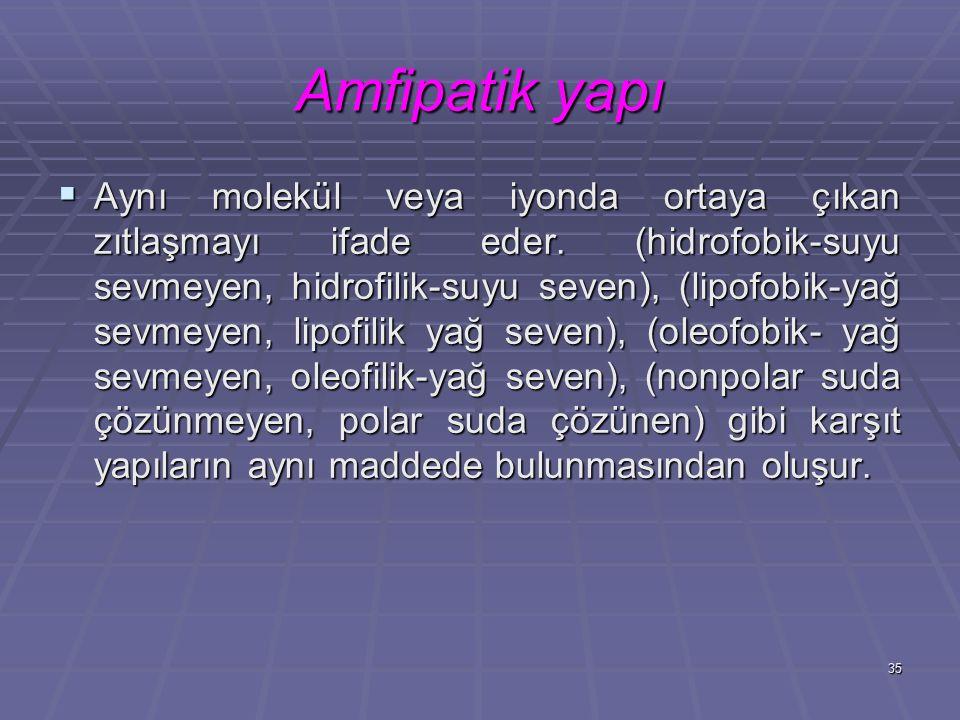 Amfipatik yapı