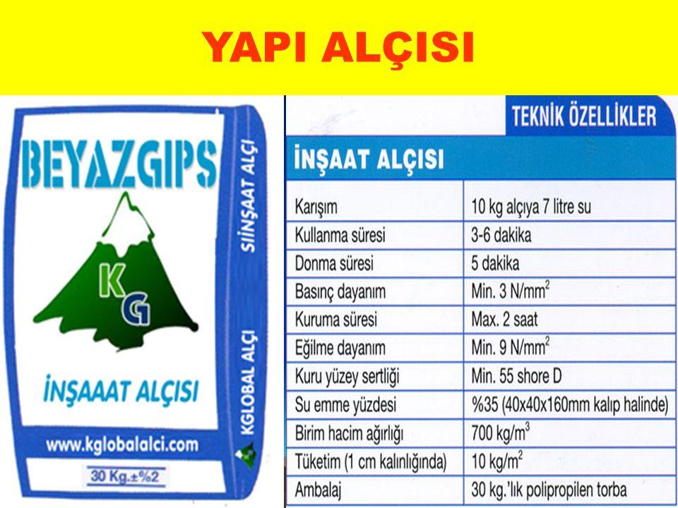 YAPI ALÇISI