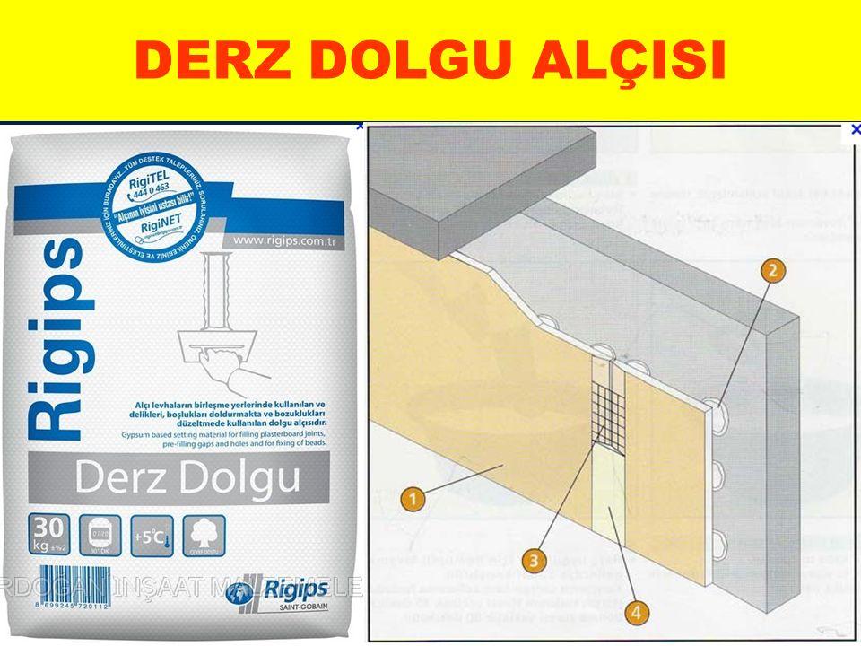 DERZ DOLGU ALÇISI