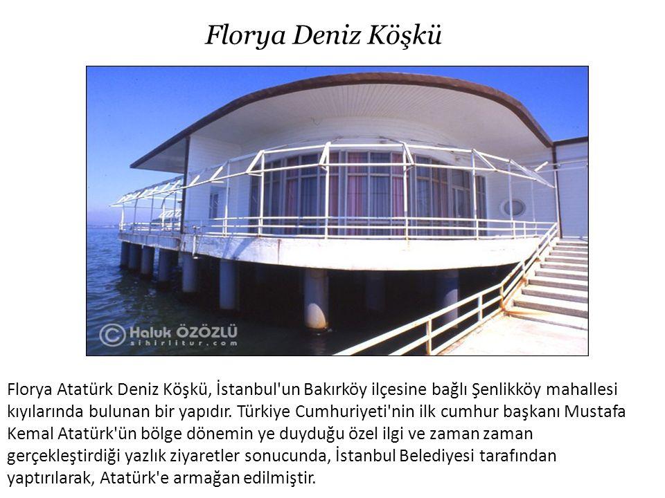 Florya Deniz Köşkü