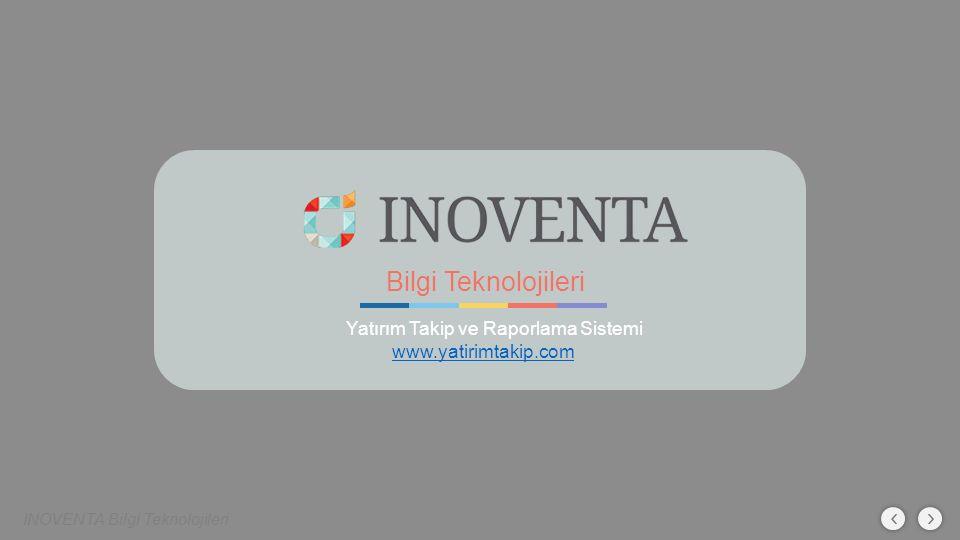 Bilgi Teknolojileri Yatırım Takip ve Raporlama Sistemi