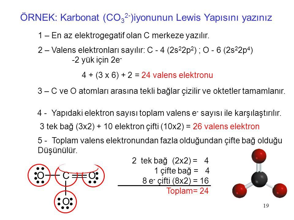 4 + (3 x 6) + 2 = 24 valens elektronu