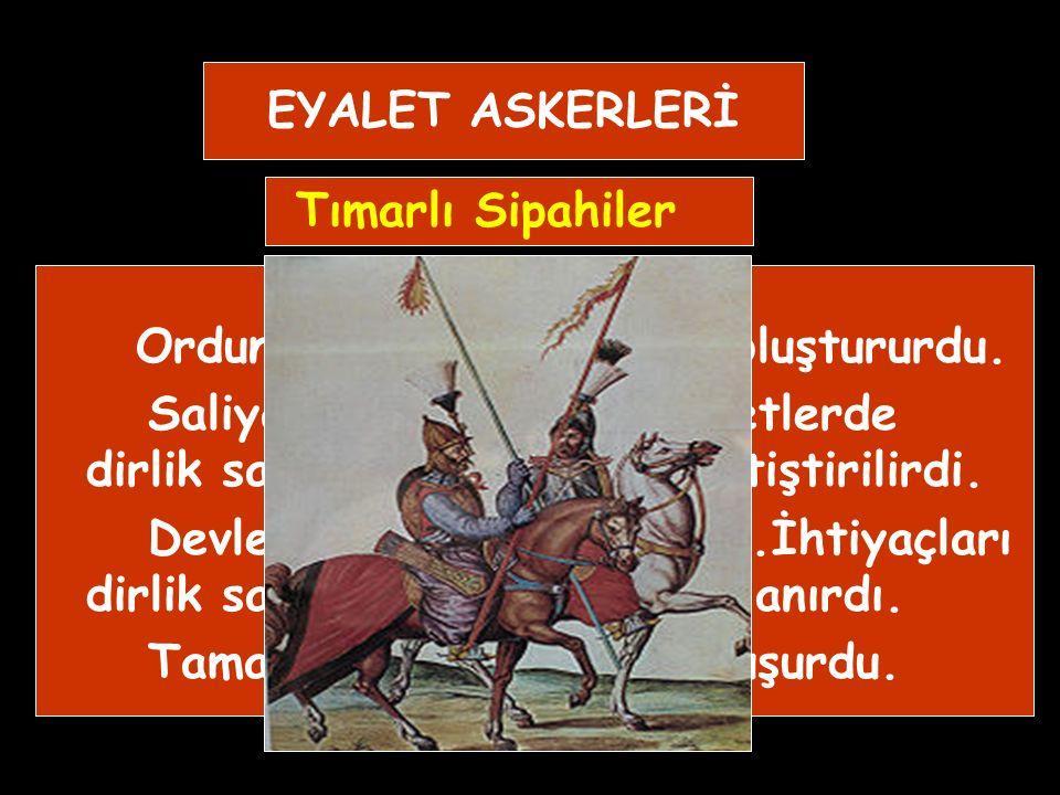 Tamamı Türkmenlerden oluşurdu.