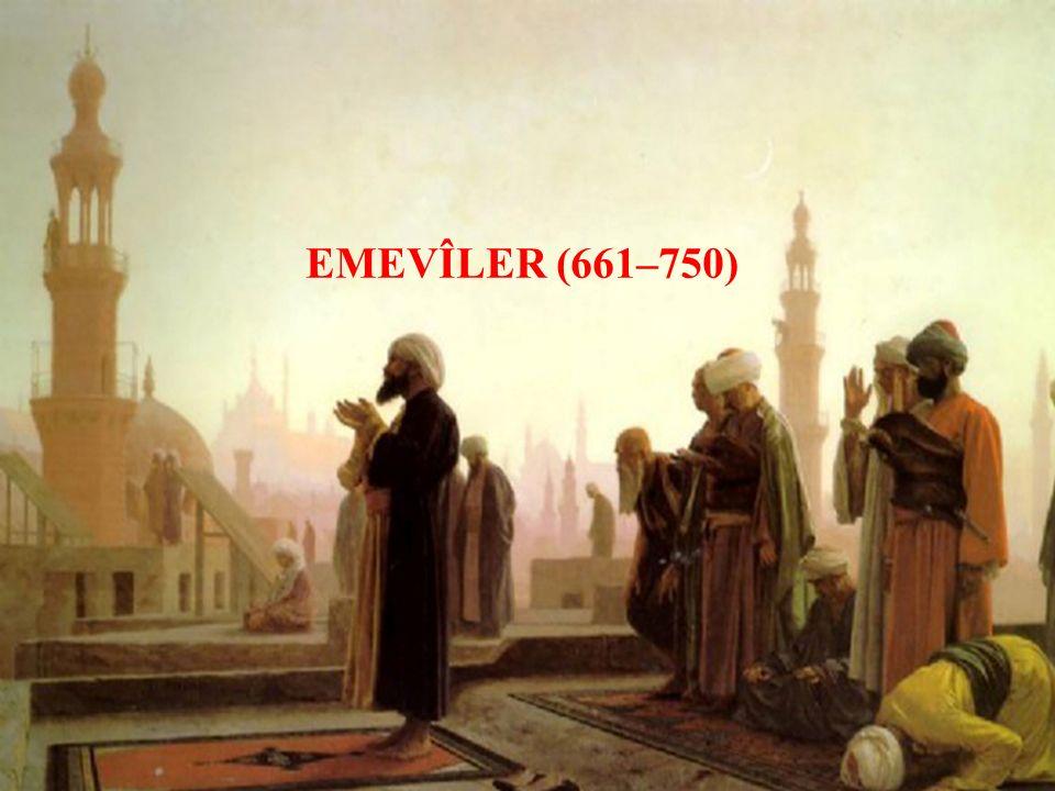 EMEVÎLER (661–750)