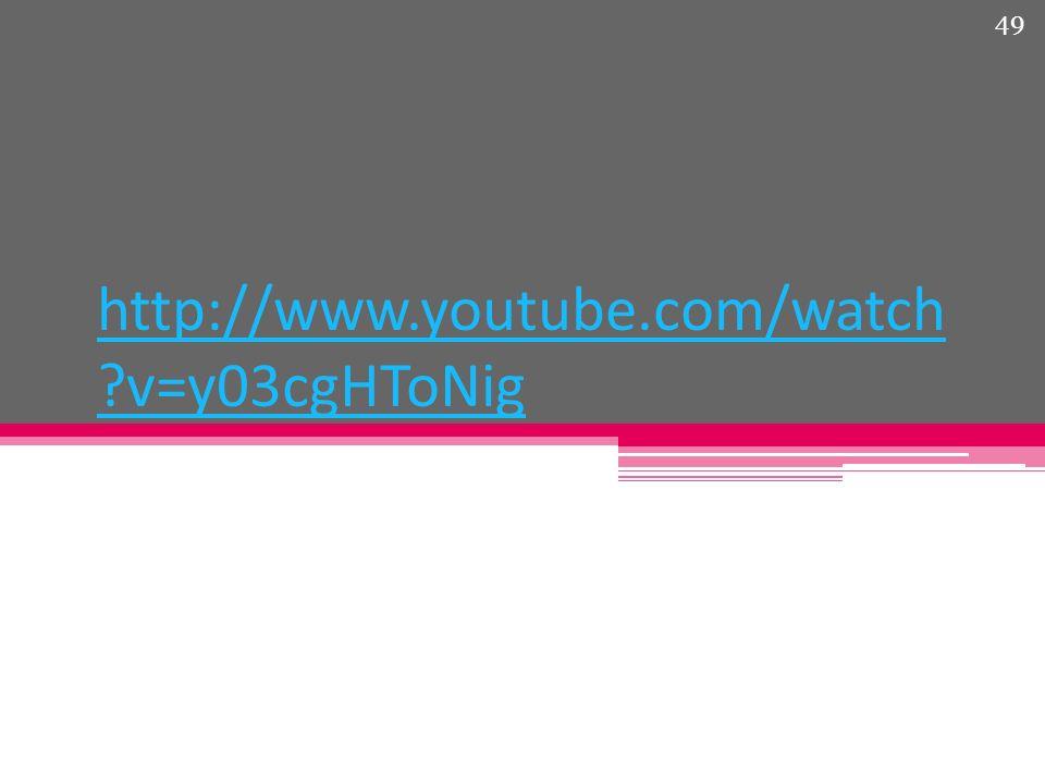 http://www.youtube.com/watch v=y03cgHToNig