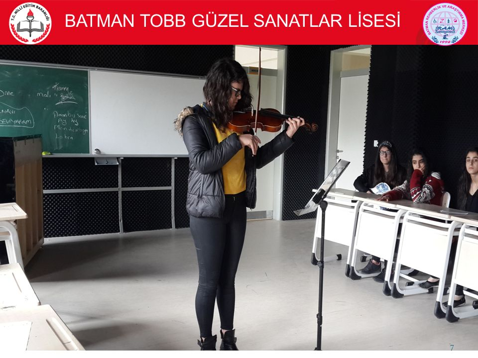 BATMAN TOBB GÜZEL SANATLAR LİSESİ