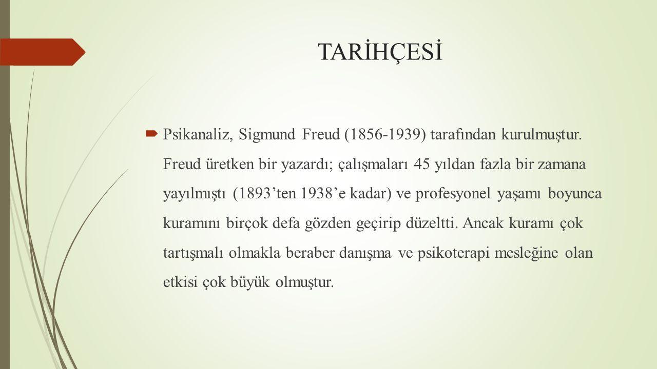 TARİHÇESİ