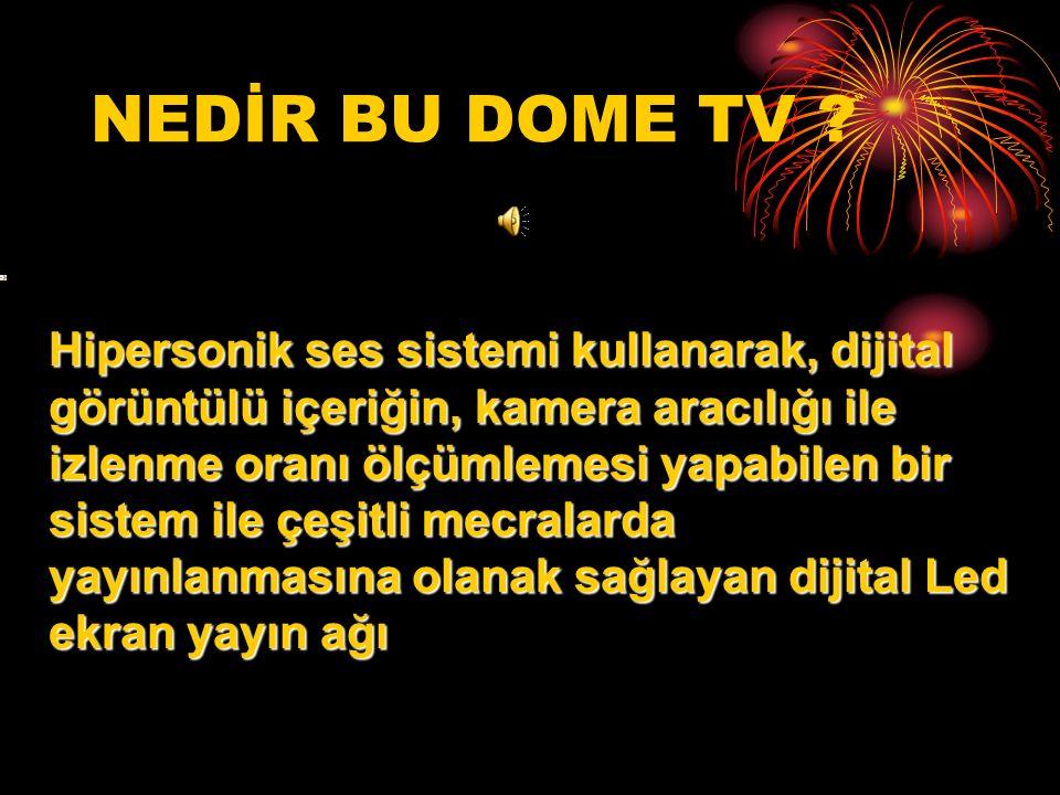 NEDİR BU DOME TV