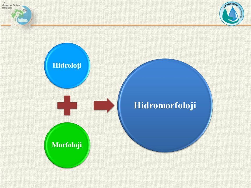 Hidroloji Morfoloji Hidromorfoloji
