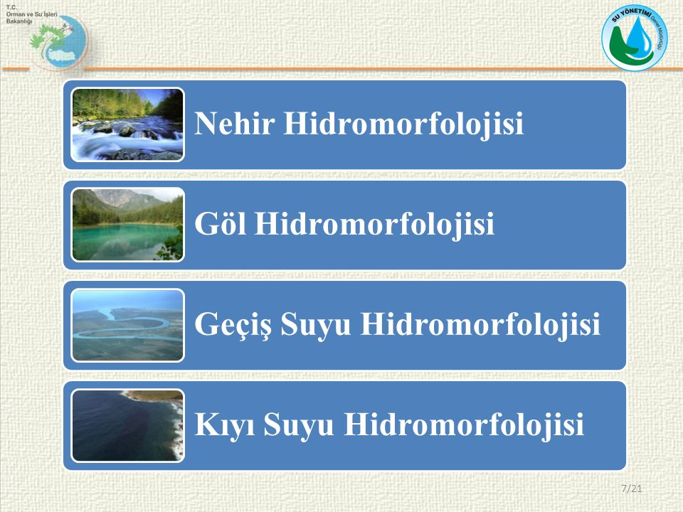 Nehir Hidromorfolojisi