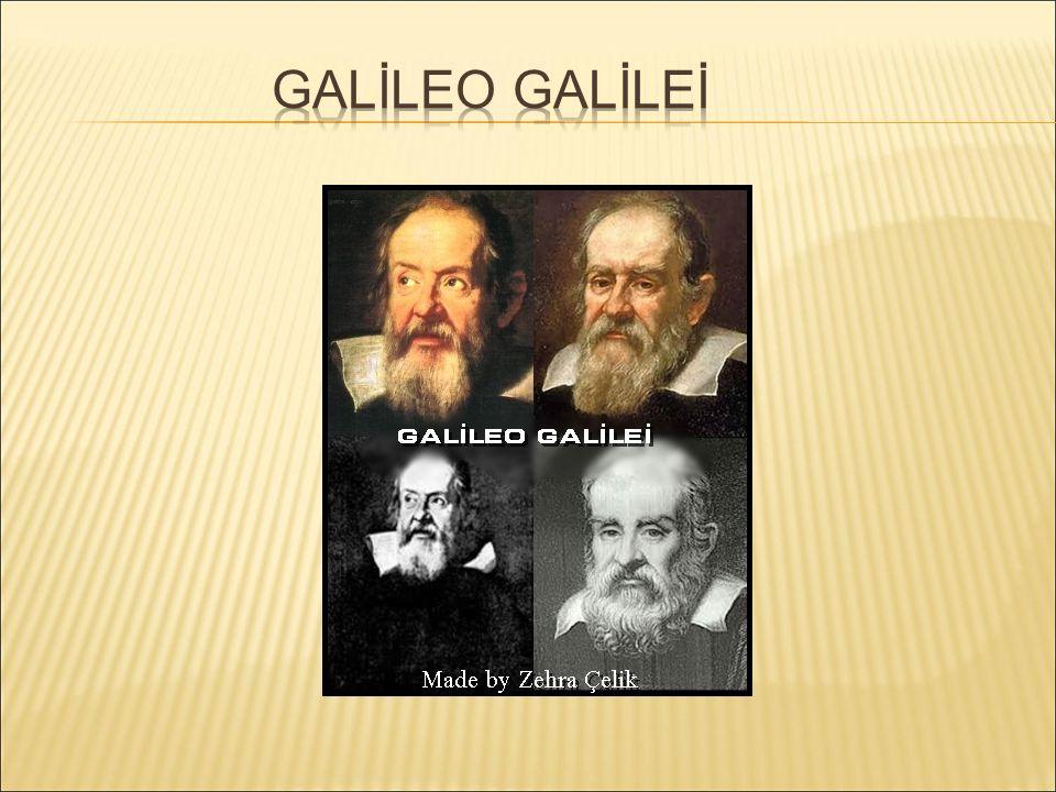 GALİLEO GALİLEİ