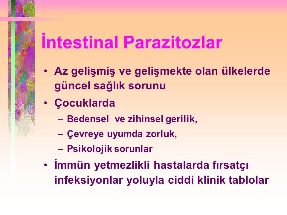 İntestinal Parazitozlar