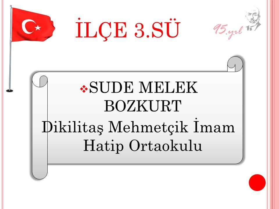 Dikilitaş Mehmetçik İmam Hatip Ortaokulu
