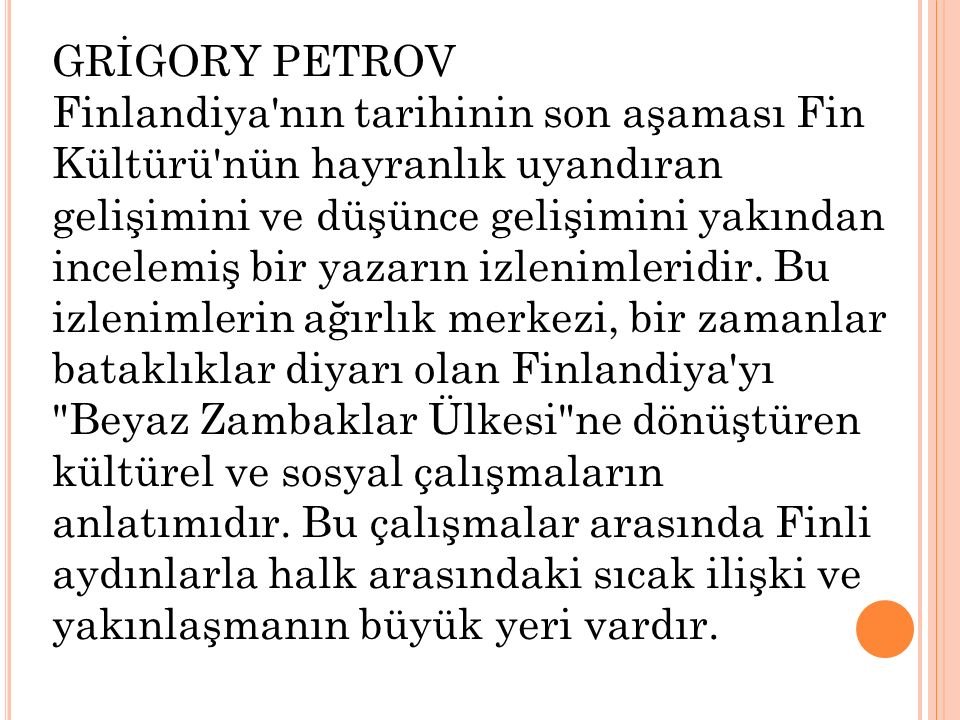 GRİGORY PETROV