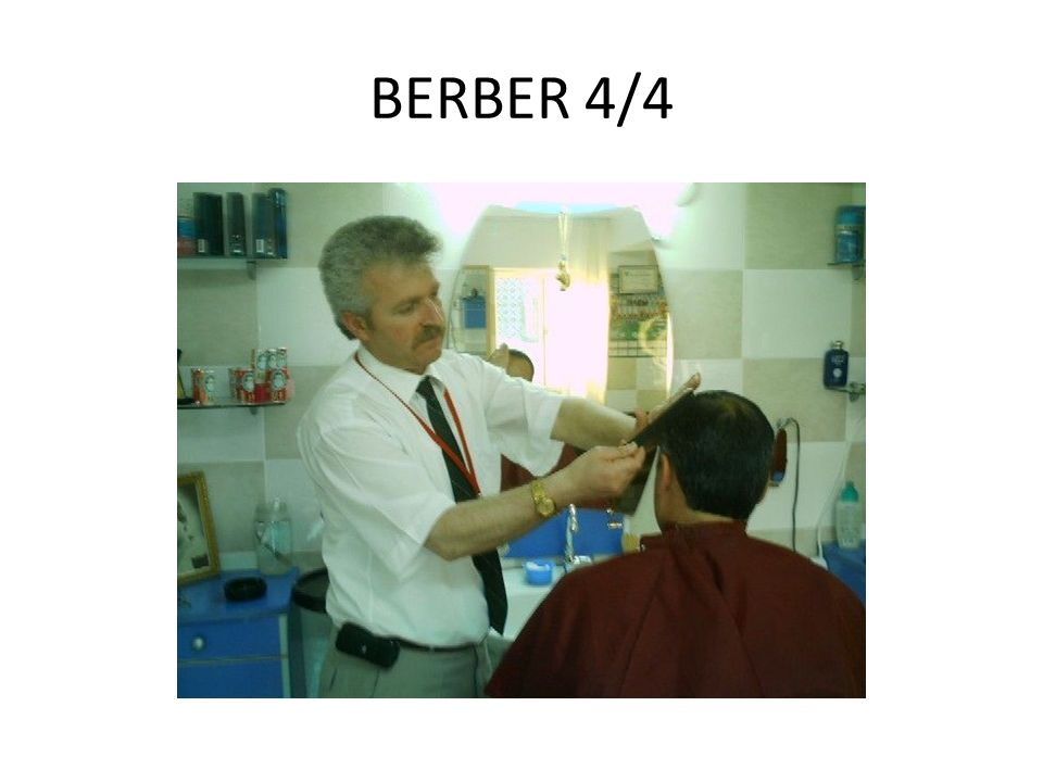 BERBER 4/4