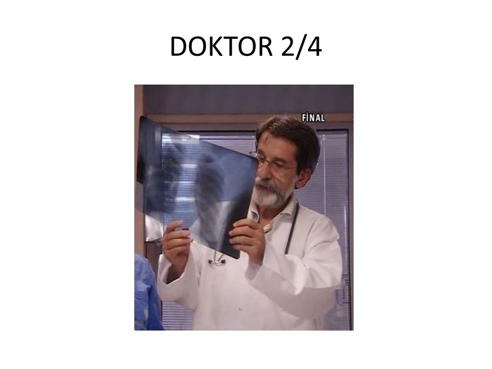 DOKTOR 2/4