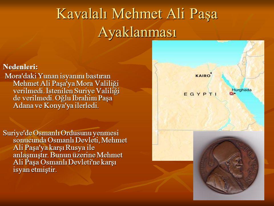 Kavalalı Mehmet Ali Paşa Ayaklanması