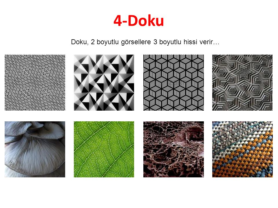 4-Doku Doku, 2 boyutlu görsellere 3 boyutlu hissi verir…