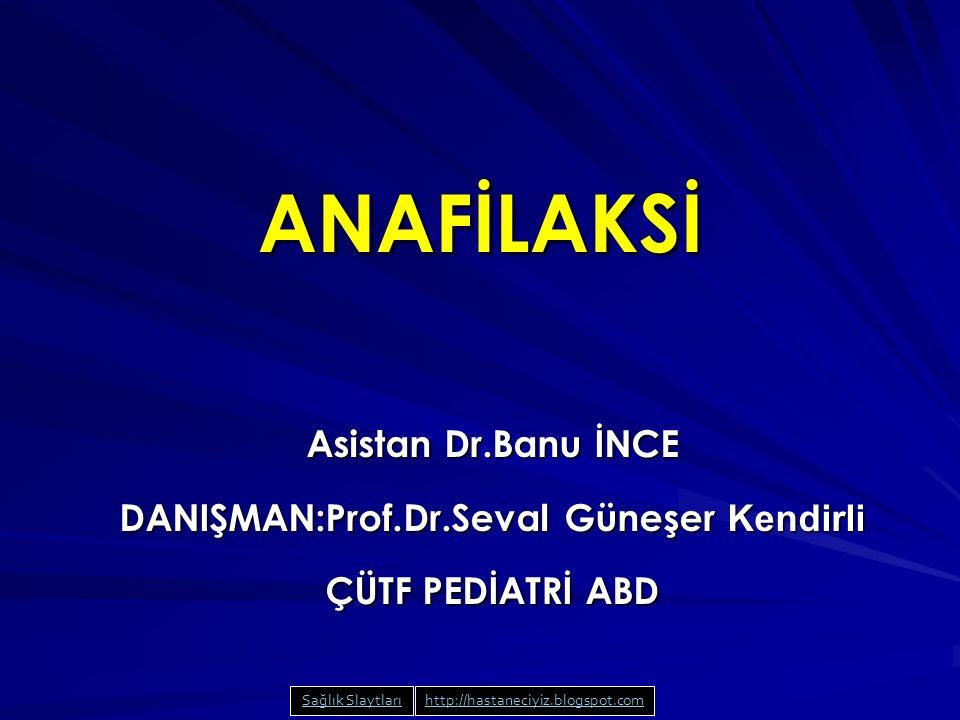 DANIŞMAN:Prof.Dr.Seval Güneşer Kendirli
