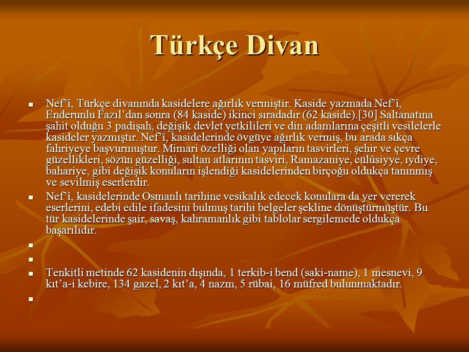 Türkçe Divan