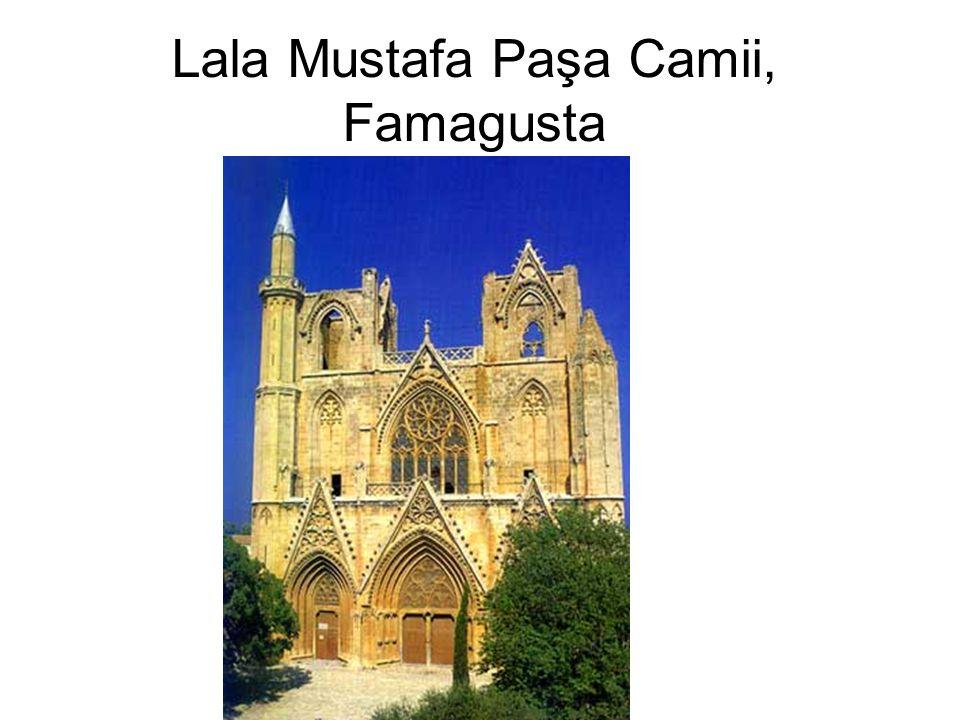 Lala Mustafa Paşa Camii, Famagusta