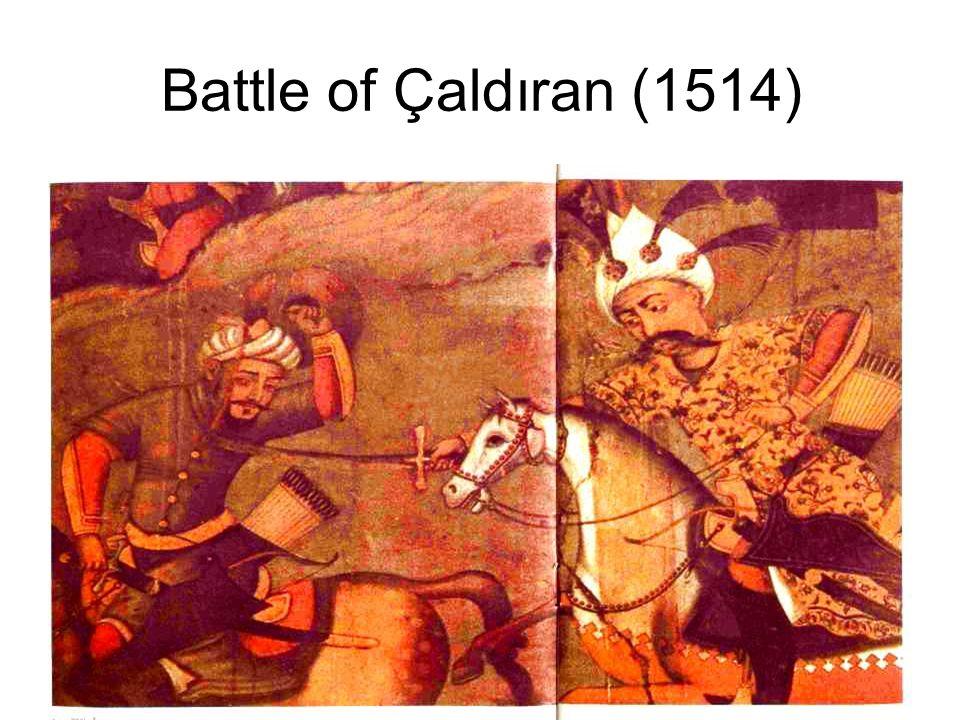 Battle of Çaldıran (1514)