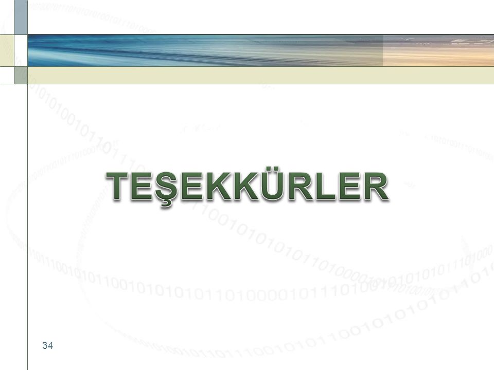 TEŞEKKÜRLER