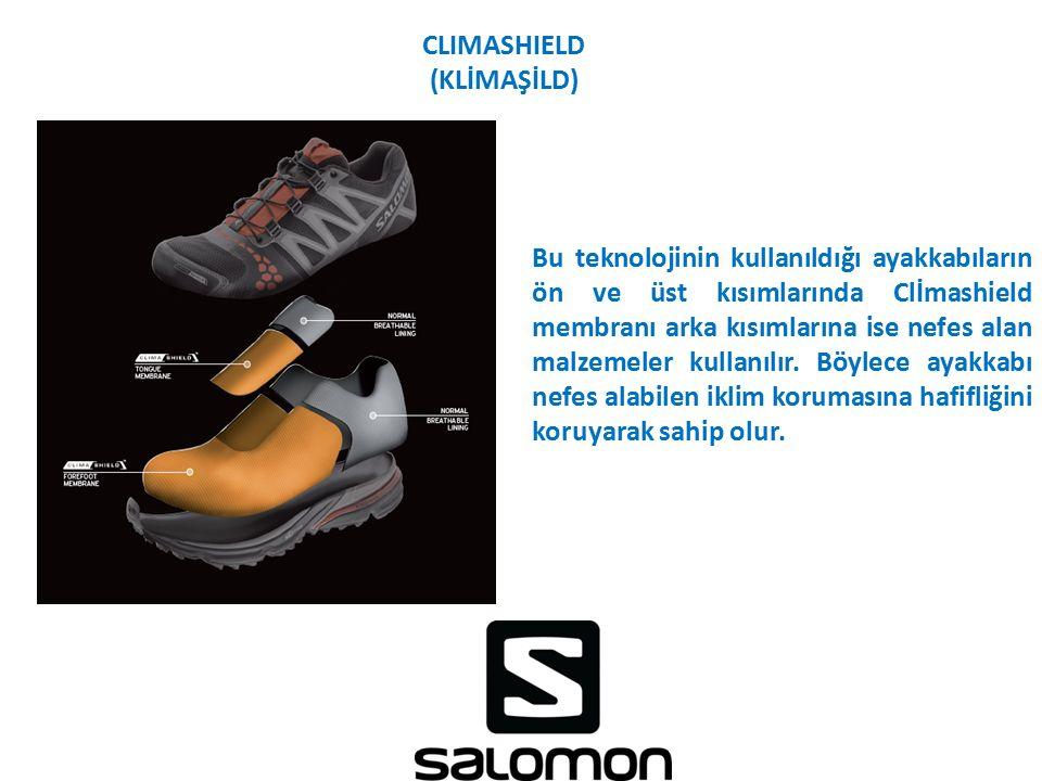 CLIMASHIELD (KLİMAŞİLD)