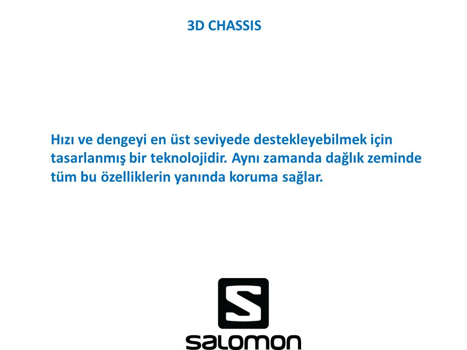 3D CHASSIS