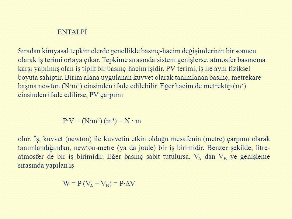 ENTALPİ