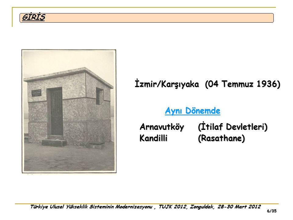 İzmir/Karşıyaka (04 Temmuz 1936)