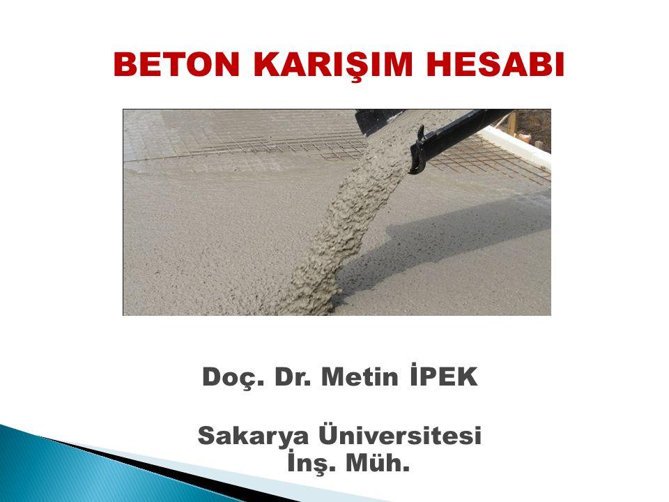 Sakarya Üniversitesi İnş. Müh.
