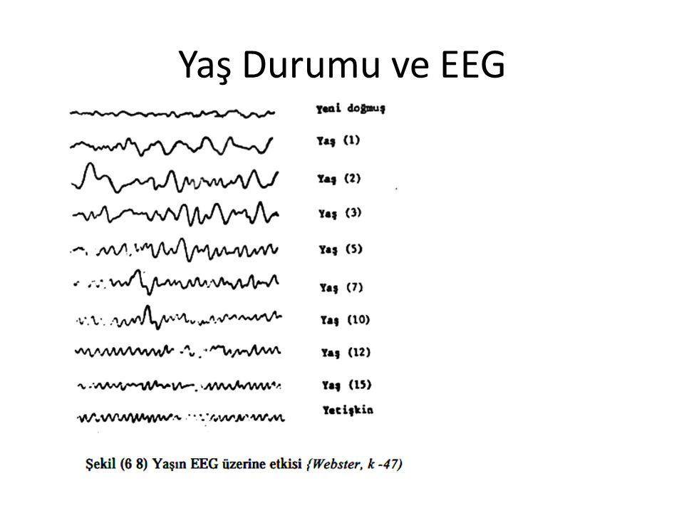 Yaş Durumu ve EEG