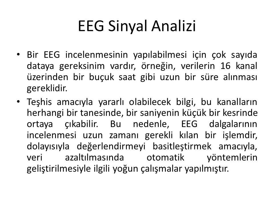 EEG Sinyal Analizi