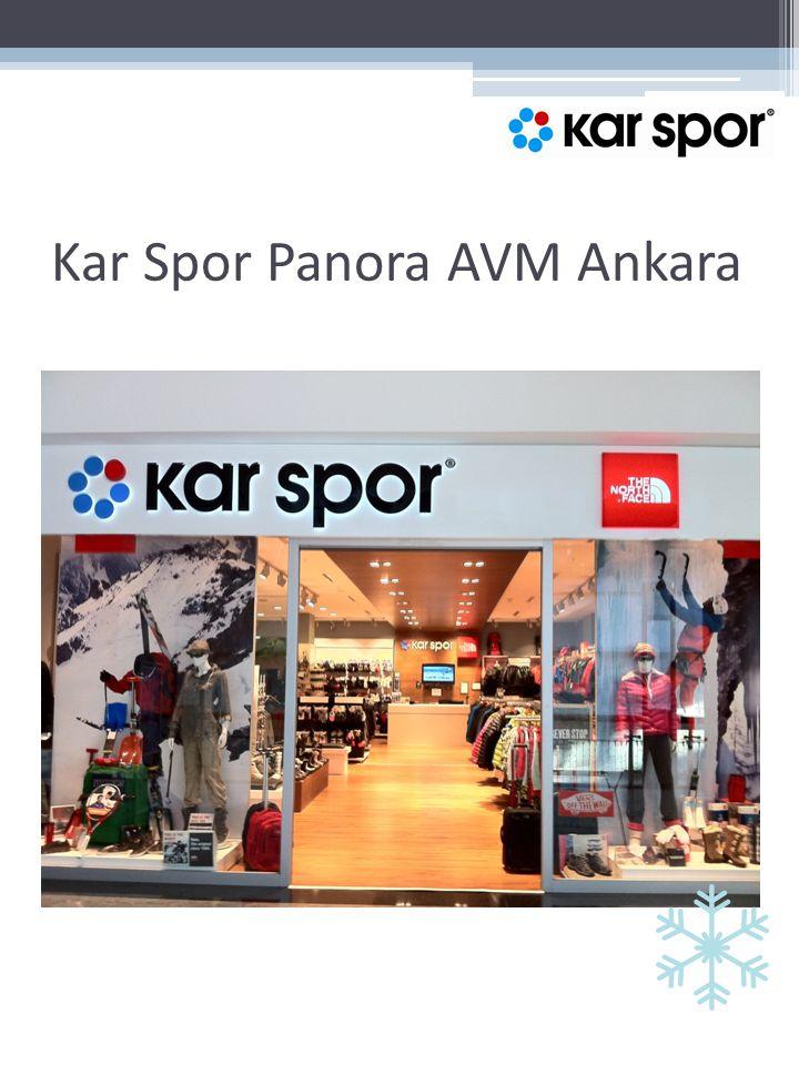 Kar Spor Panora AVM Ankara