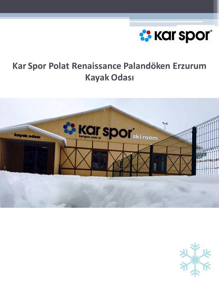 Kar Spor Polat Renaissance Palandöken Erzurum Kayak Odası