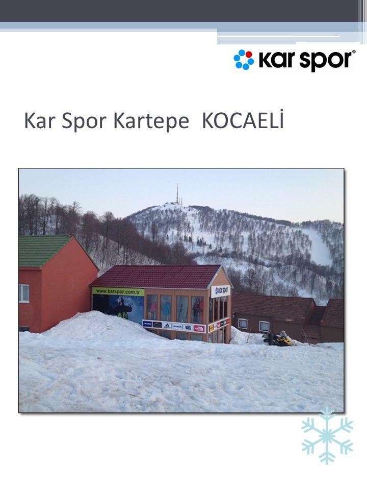 Kar Spor Kartepe KOCAELİ