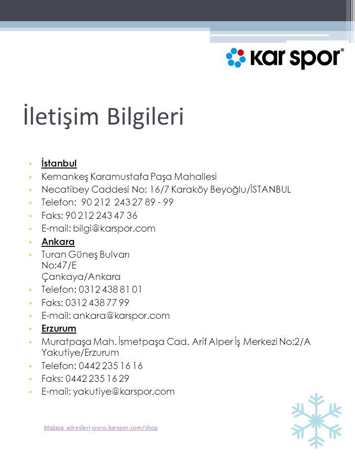 İletişim Bilgileri İstanbul Kemankeş Karamustafa Paşa Mahallesi