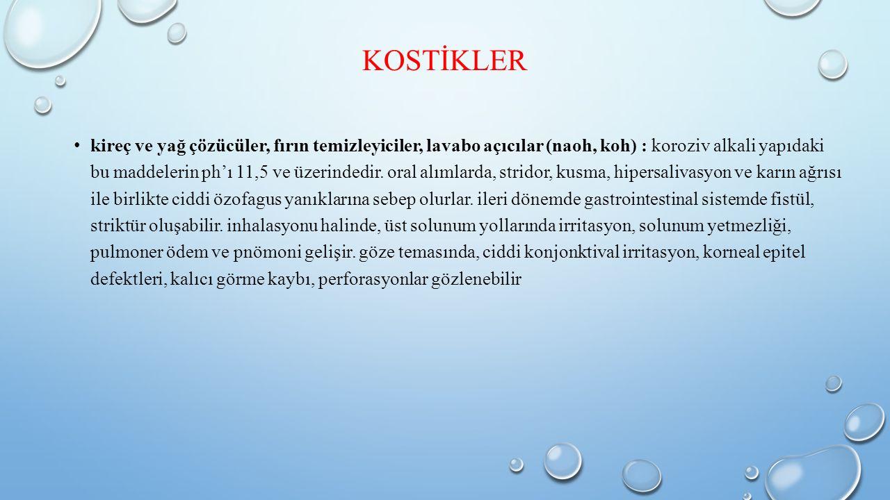 KOSTİKLER