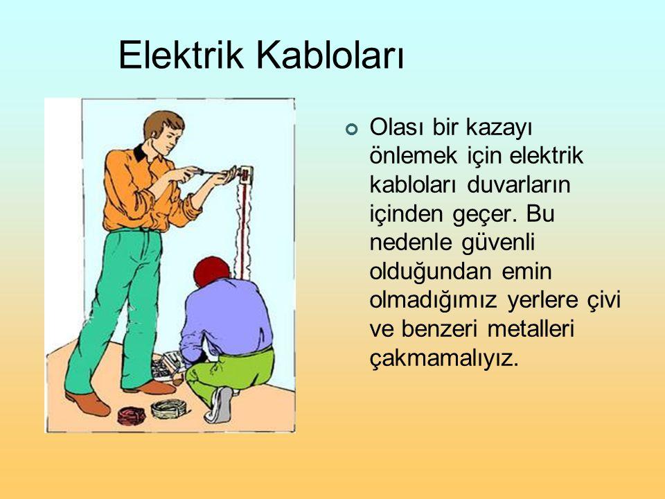 Elektrik Kabloları
