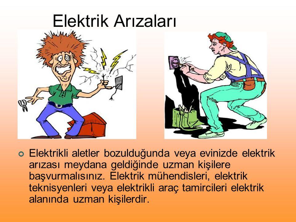 Elektrik Arızaları