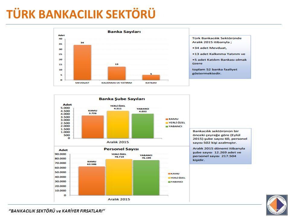 TÜRK BANKACILIK SEKTÖRÜ